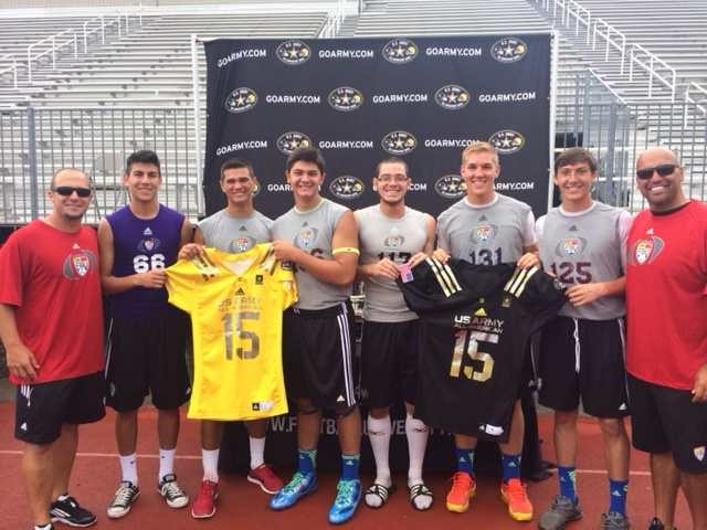 US Army Bowl Pic