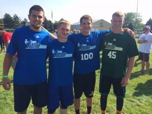 2015 IL Summer Camp Finalists: David Cote, Kaden Keon, Nate Needham, Bryce Webb