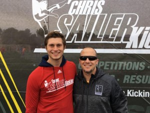 Left to Right: CSK Staff member, Cole Murphy, and Chris Sailer are available this weekend for lessons.