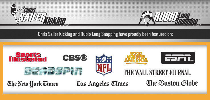 Media associations for Chris Sailer Kicking and Rubio Long Snapping