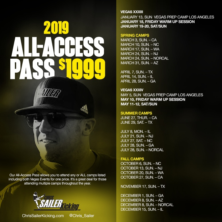2019 All-Access Pass