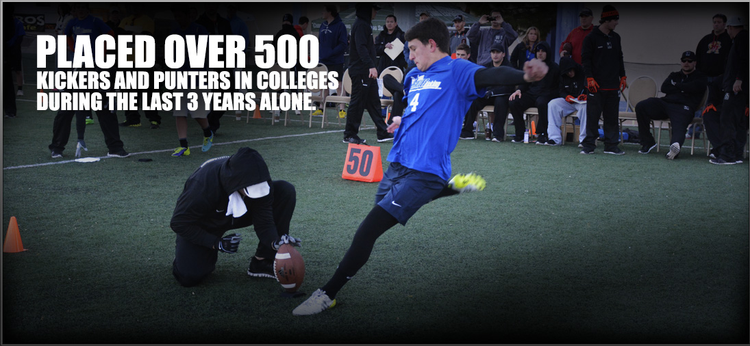 Chris Sailer Kicking - Voted best kicking and punting camp in the world. c893a58550420
